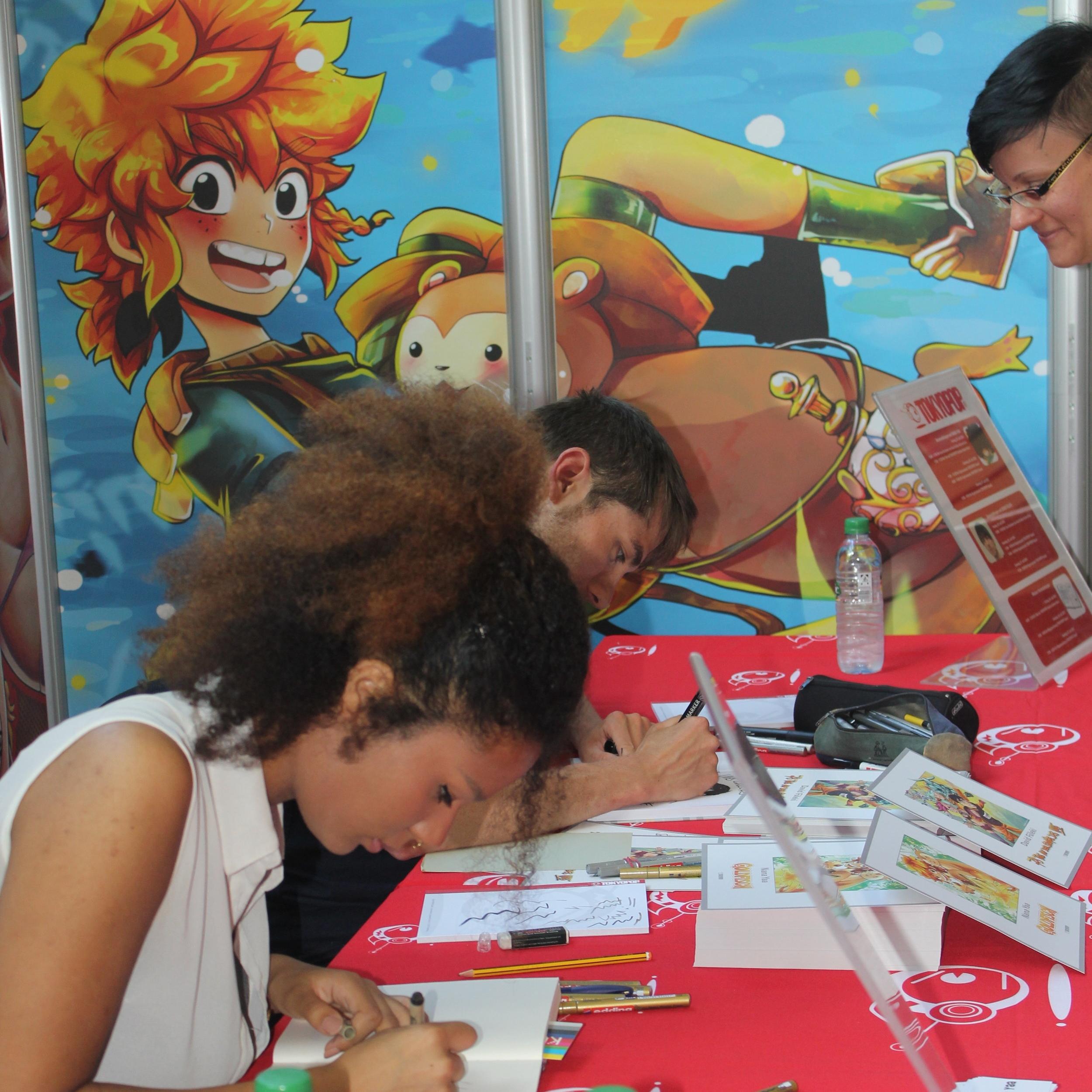 Advice for Aspiring Manga Artists, from Manga Artists!