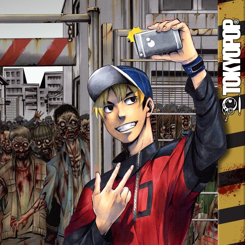 Nerdbot Manga Review: 'Undead Messiah' by Gin Zarbo