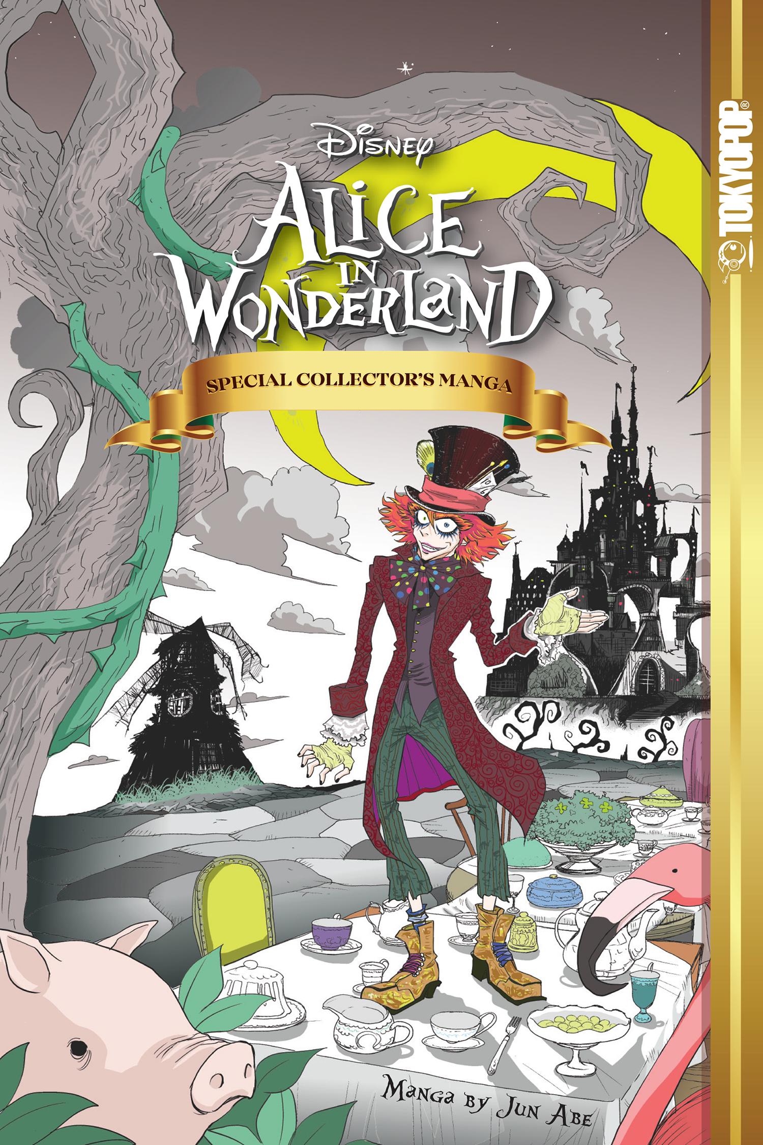 Disney Alice in Wonderland: Special Collector's Edition