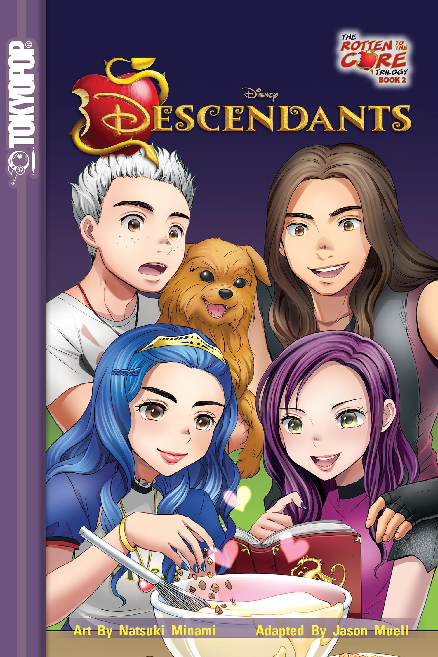 Disney Descendants: Rotten to the Core, Vol. 2