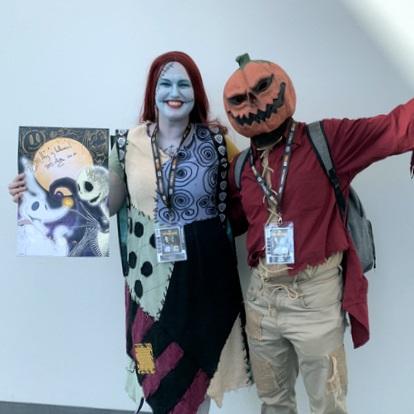 San Diego Comic-Con 2019: The Making of Zero's Journey