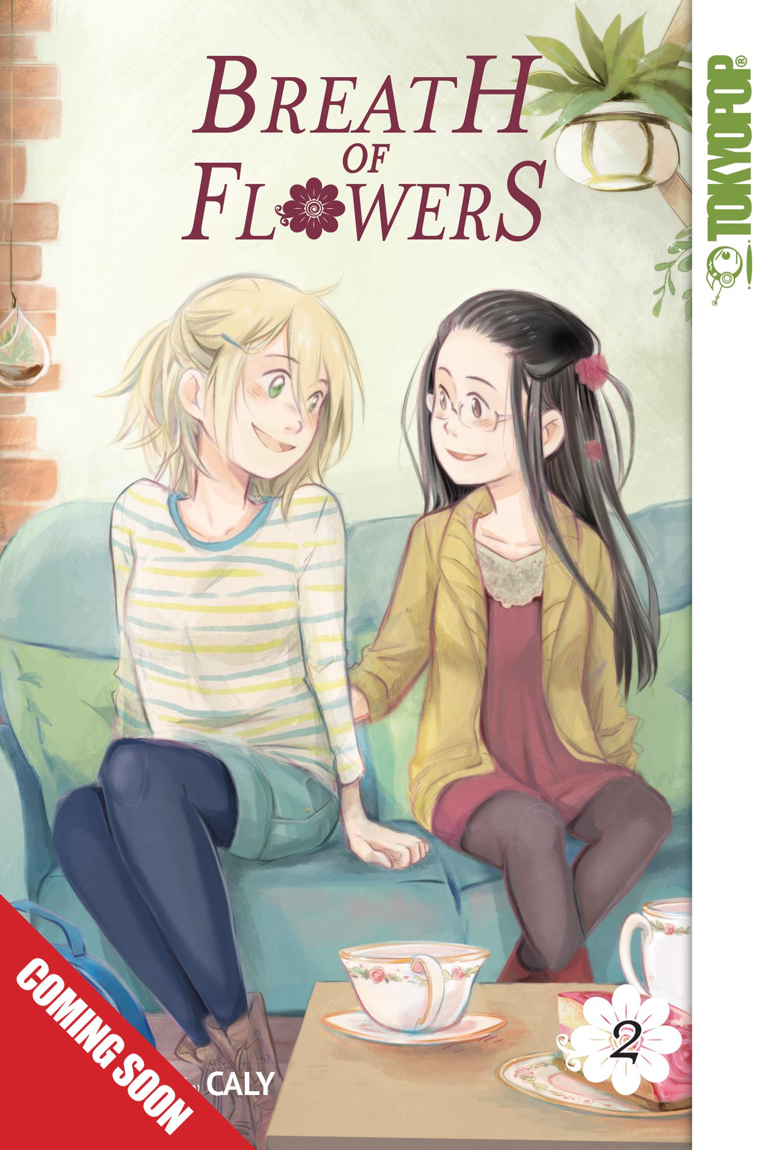 Breath of Flowers, Vol. 2