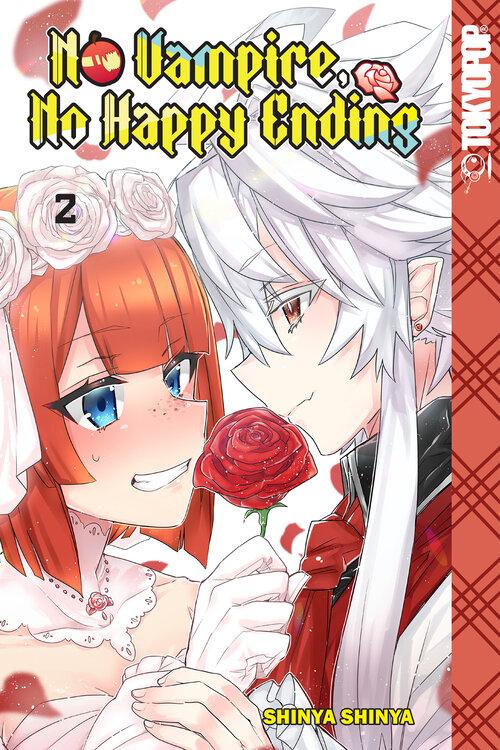 NO VAMPIRE NO HAPPY ENDING GN VOL 02