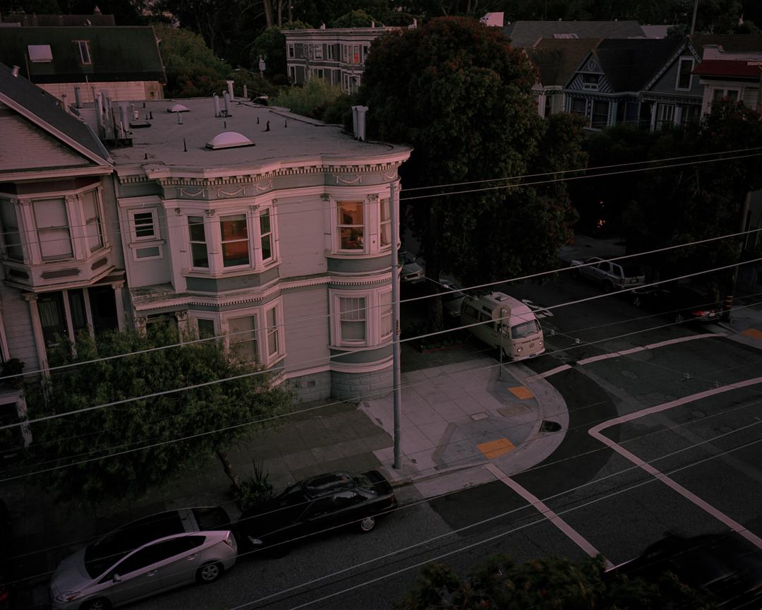 one city block - San Francisco 2001-'04 & 2014