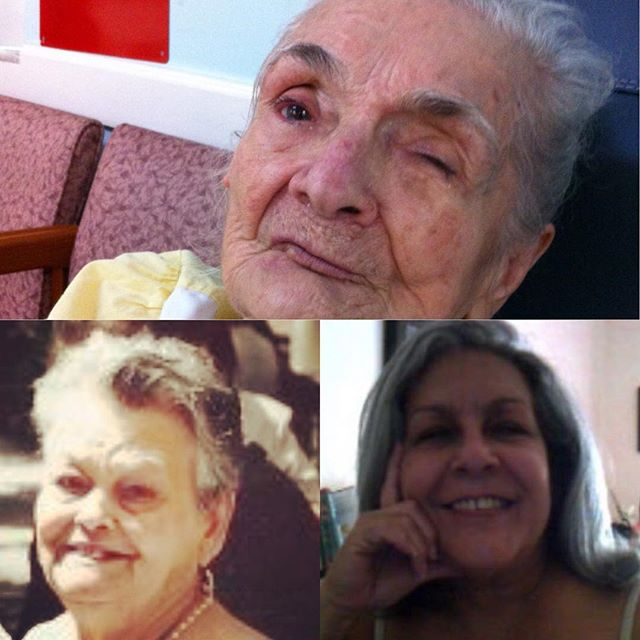 My life has been greatly influenced not by 1 mom, but by 3 magnificent mothers. Totally thankful to God for them.  Blessed mothers day!