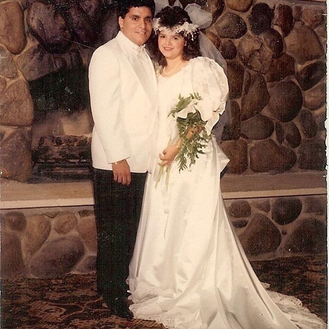 """Proverbs 18:22 says, """"He who finds a wife finds a good thing and obtains favor from the Lord."""" 35 years ago the Lord connected our lives as friends. 29 years ago he joined us. And so begun an ongoing process of becoming one Adam or flesh. Surely, I have received the better part of this union. The favor of our Lord has been that our union has allowed me to think of you to mature & to stop focusing on me. Thank you @yolyv for supporting all my immaturity all these years and allowing me to become what God in His Grace has allowed up to now. Surely you are & will always be a proverbs 31 wife. More excellent & precious than all jewels in the world. Blessed anniversary & I love you! """