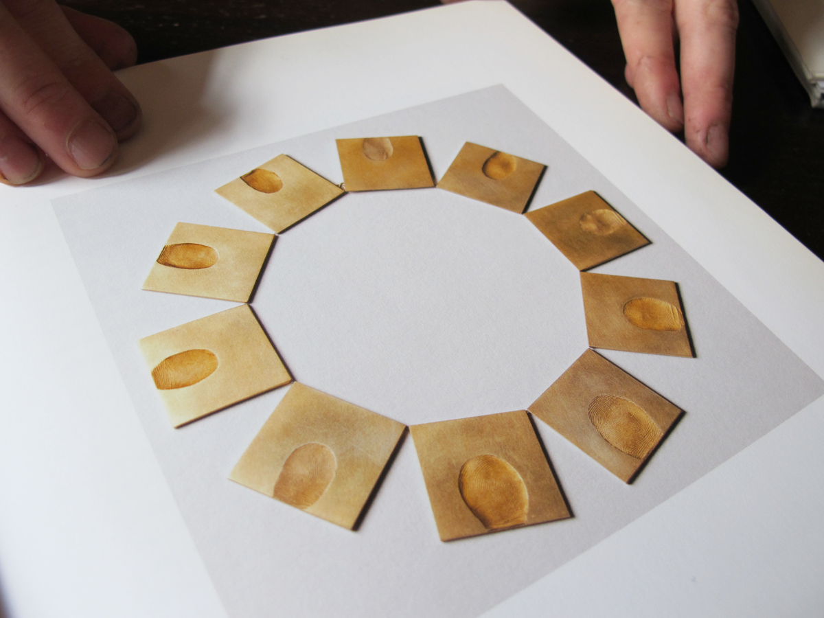 Inspiring photo from one of Laura's favorite designer GERD ROTHMANN'S book.