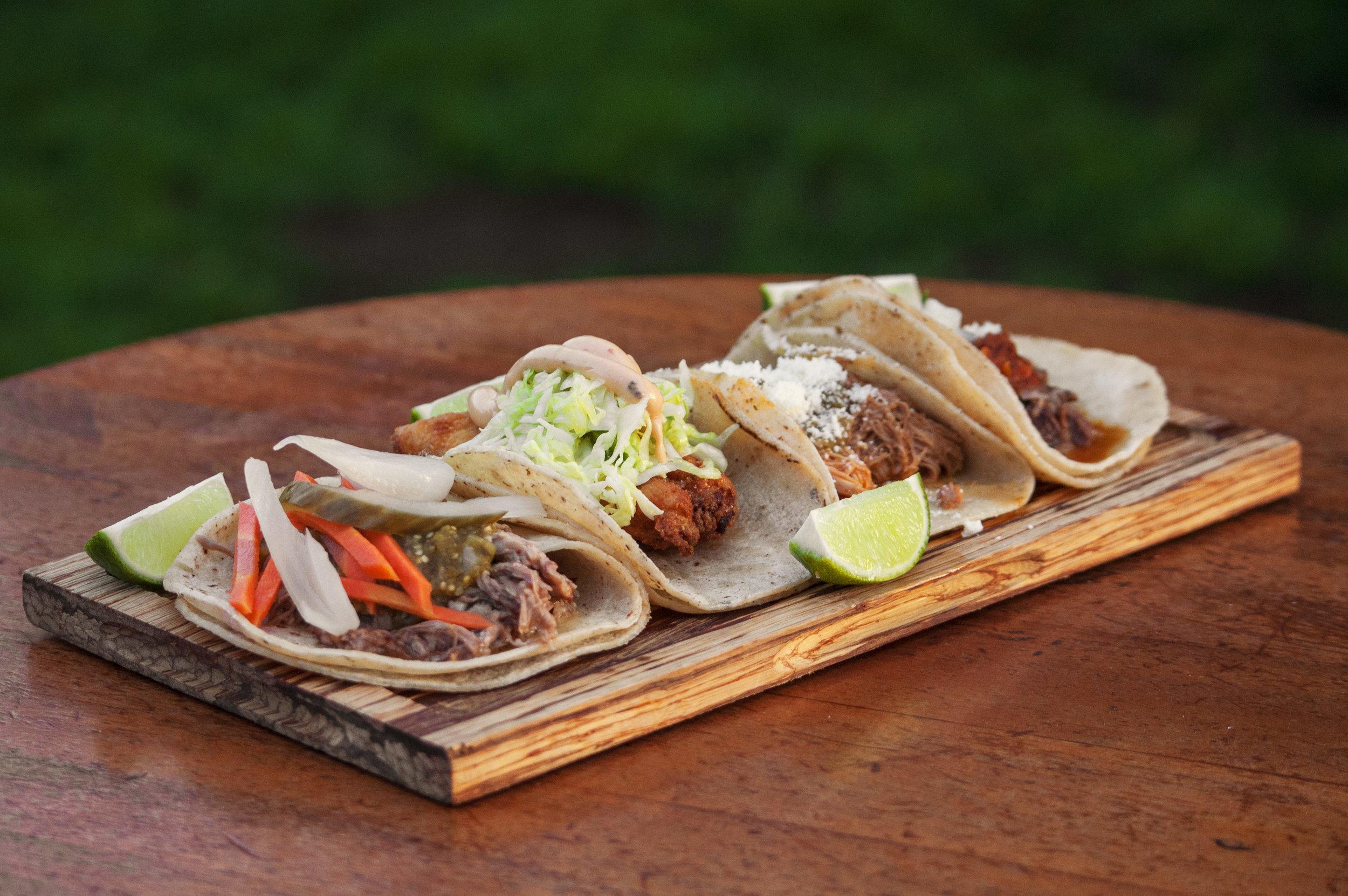 Park Chalet Tacos