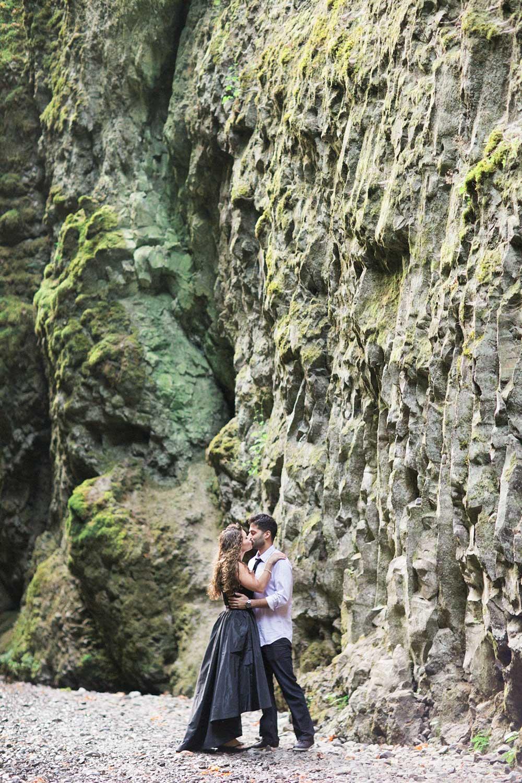 Oneonta Gorge Elopement