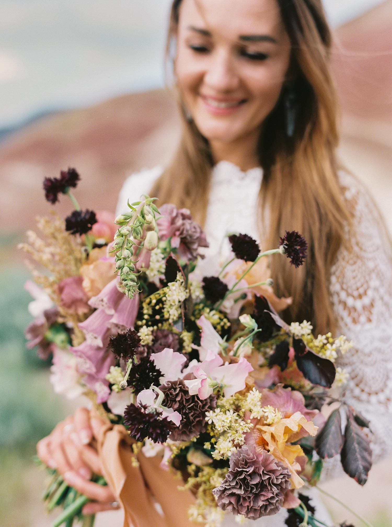 Painted Hills Elopement by Outlive Creative