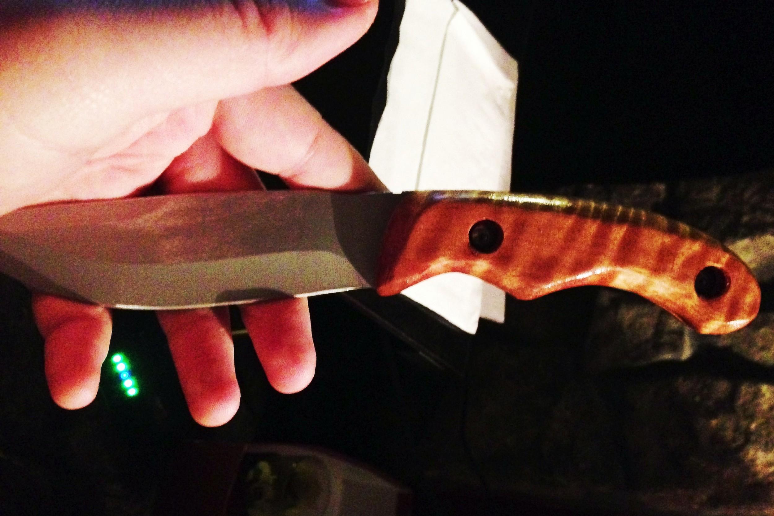 Fancy Knife