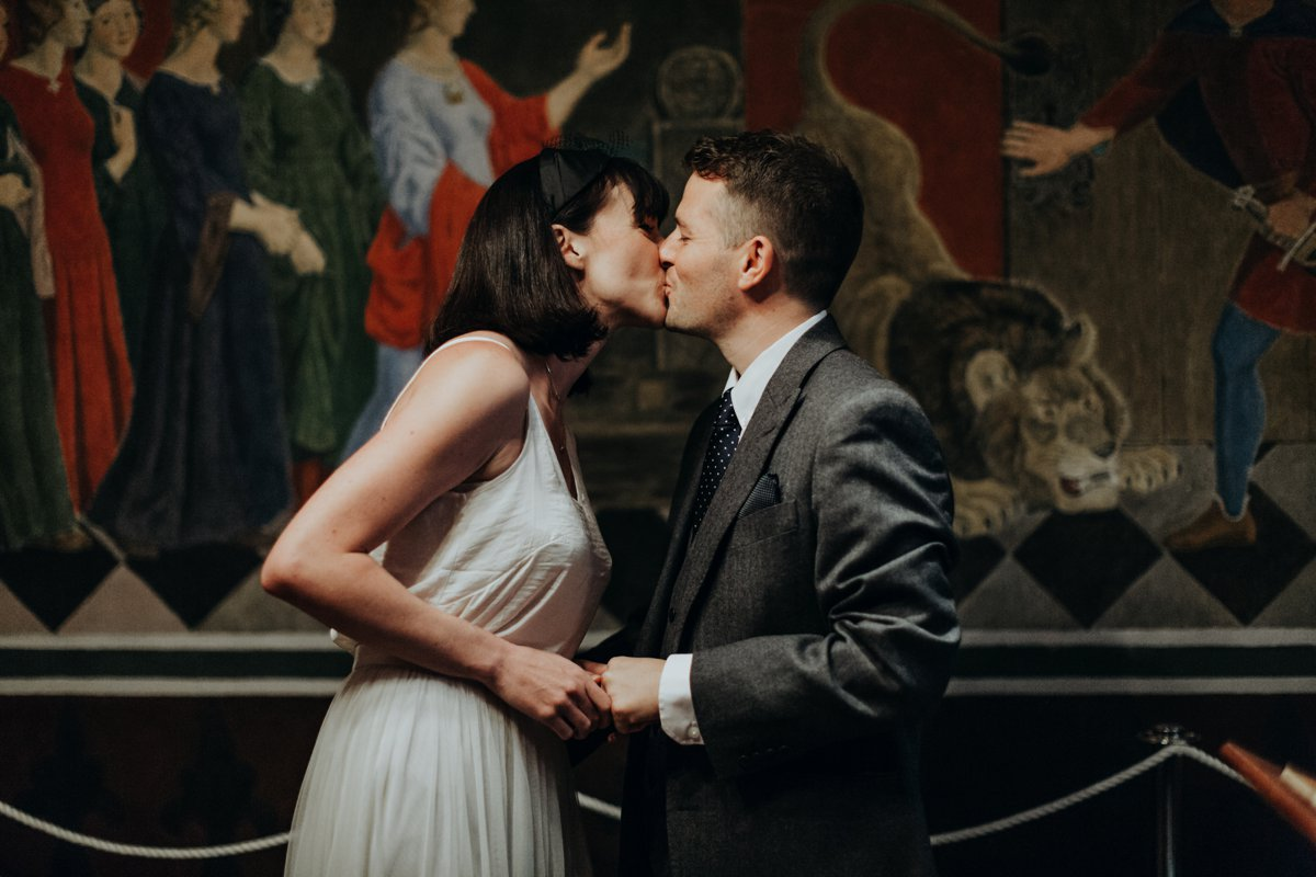 Louise & Fitan Wedding Copenhagen City Hall 10