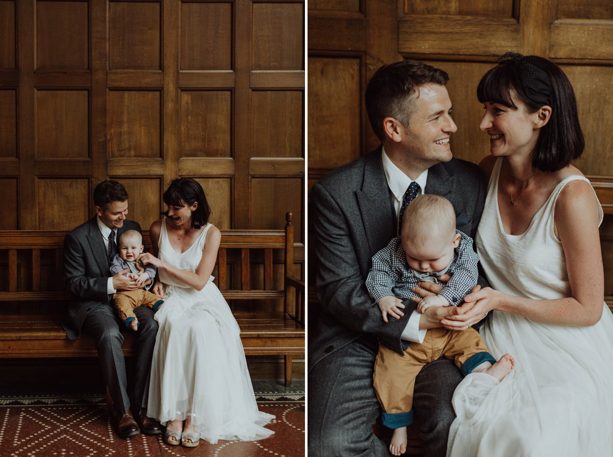 Louise & Fitan Wedding Copenhagen City Hall 14