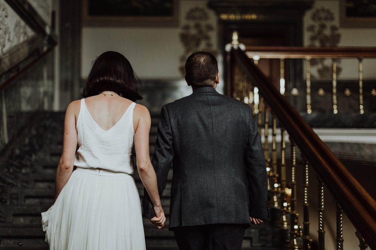 Louise & Fitan Wedding Copenhagen City Hall 5