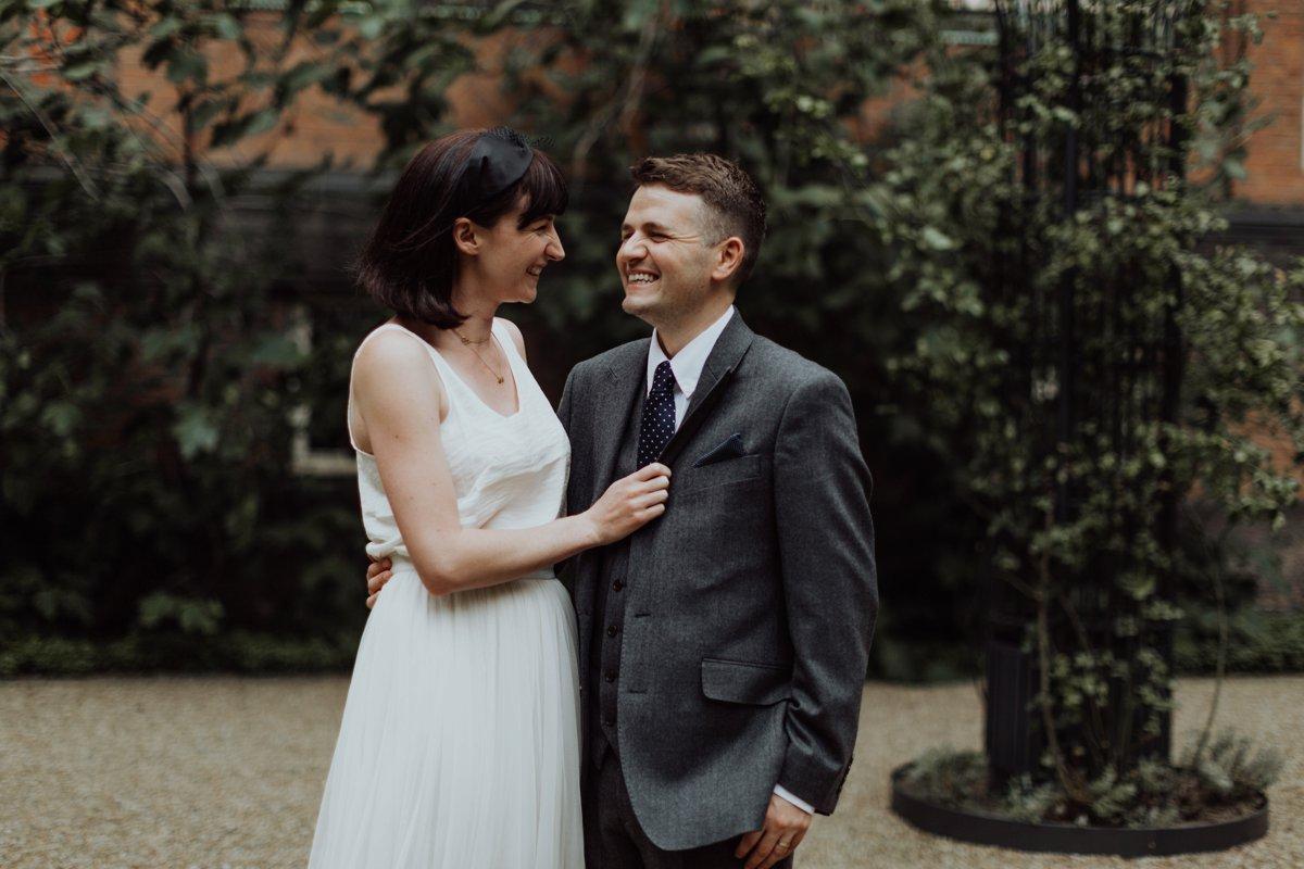 Louise & Fitan Elopenent Wedding Copenhagen City Hall 1