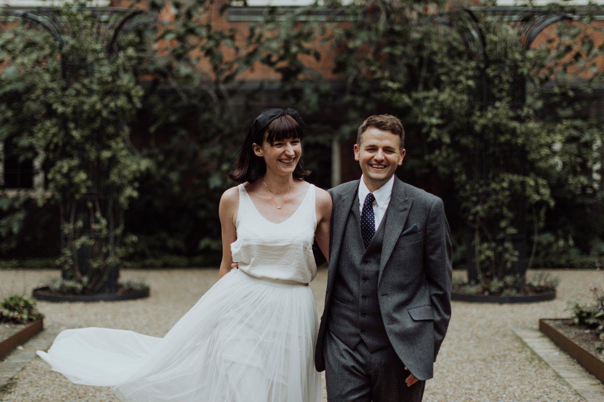 Louise & Fitan Elopenent Wedding Copenhagen City Hall 6