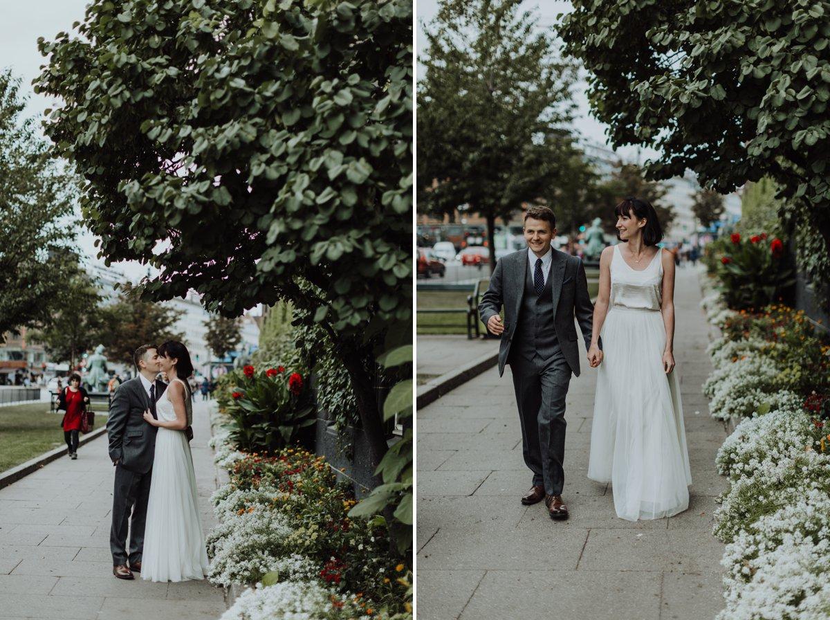 Louise & Fitan Elopenent Wedding Copenhagen City Hall 8