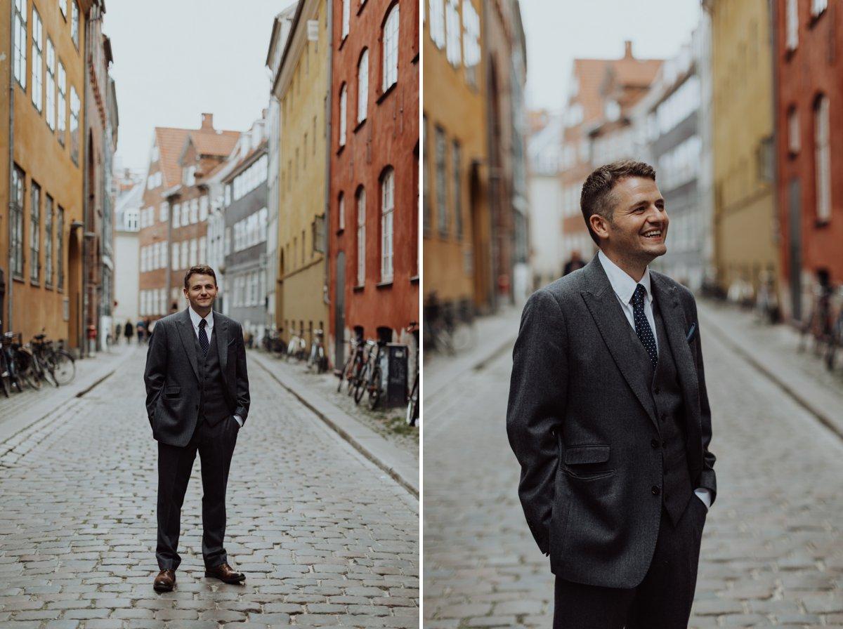 Louise & Fitan Elopenent Wedding Copenhagen City Hall 14