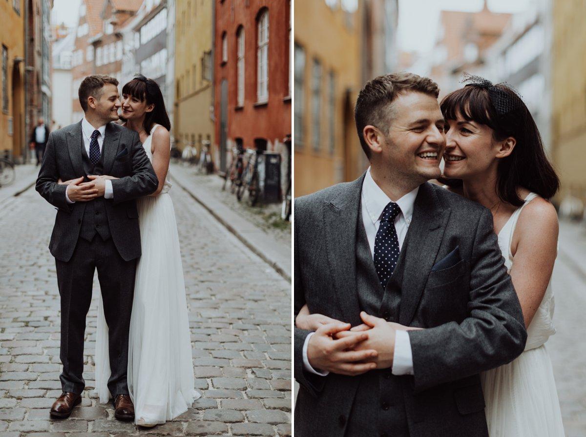 Louise & Fitan Elopenent Wedding Copenhagen City Hall 15