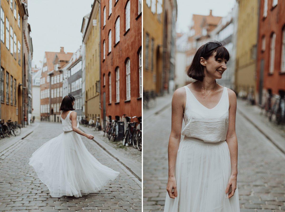 Louise & Fitan Elopenent Wedding Copenhagen City Hall 17