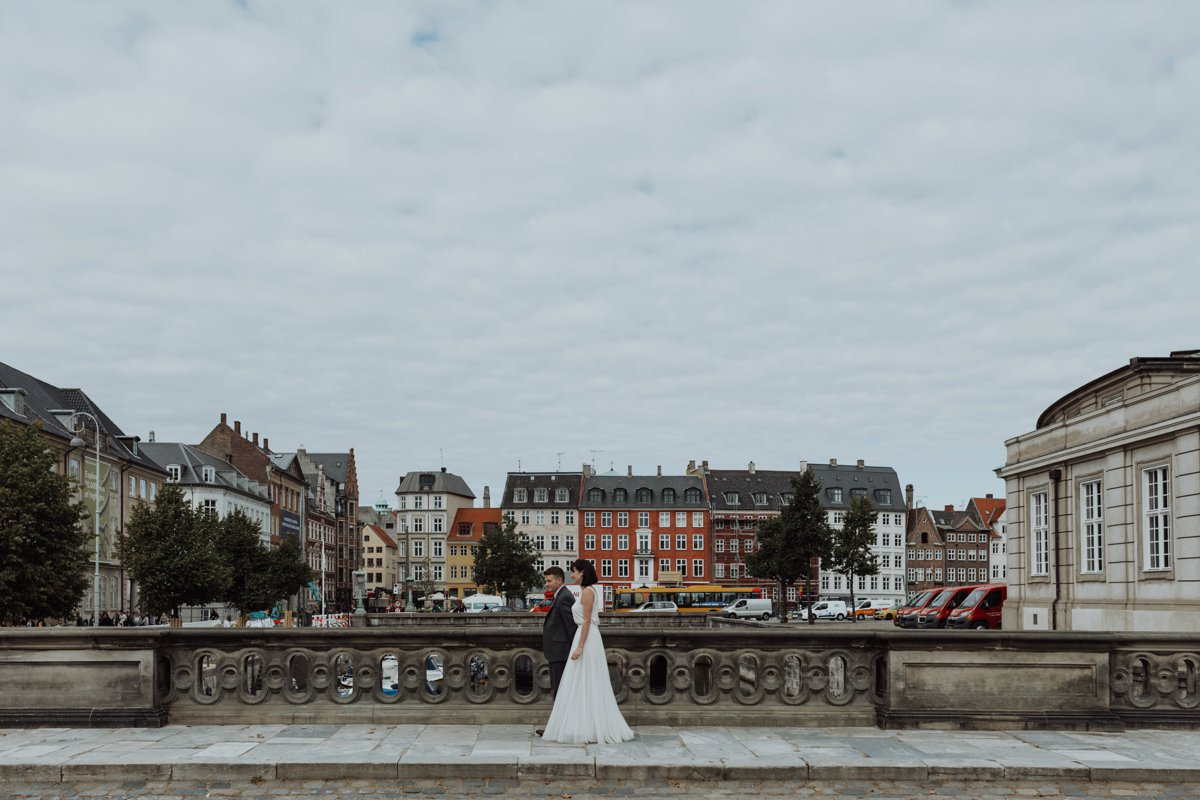 Louise & Fitan Elopenent Wedding Copenhagen City Hall 16
