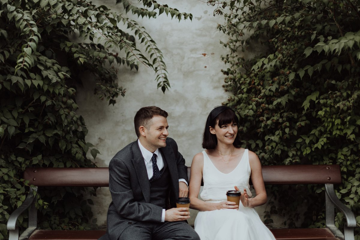 Louise & Fitan Elopenent Wedding Copenhagen City Hall 19