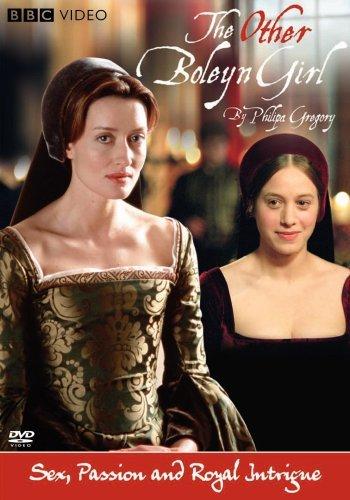Natascha McElhone as Anne Boleyn, Jodhi May as Mary Boleyn.  The Other Boleyn Girl  (2003)