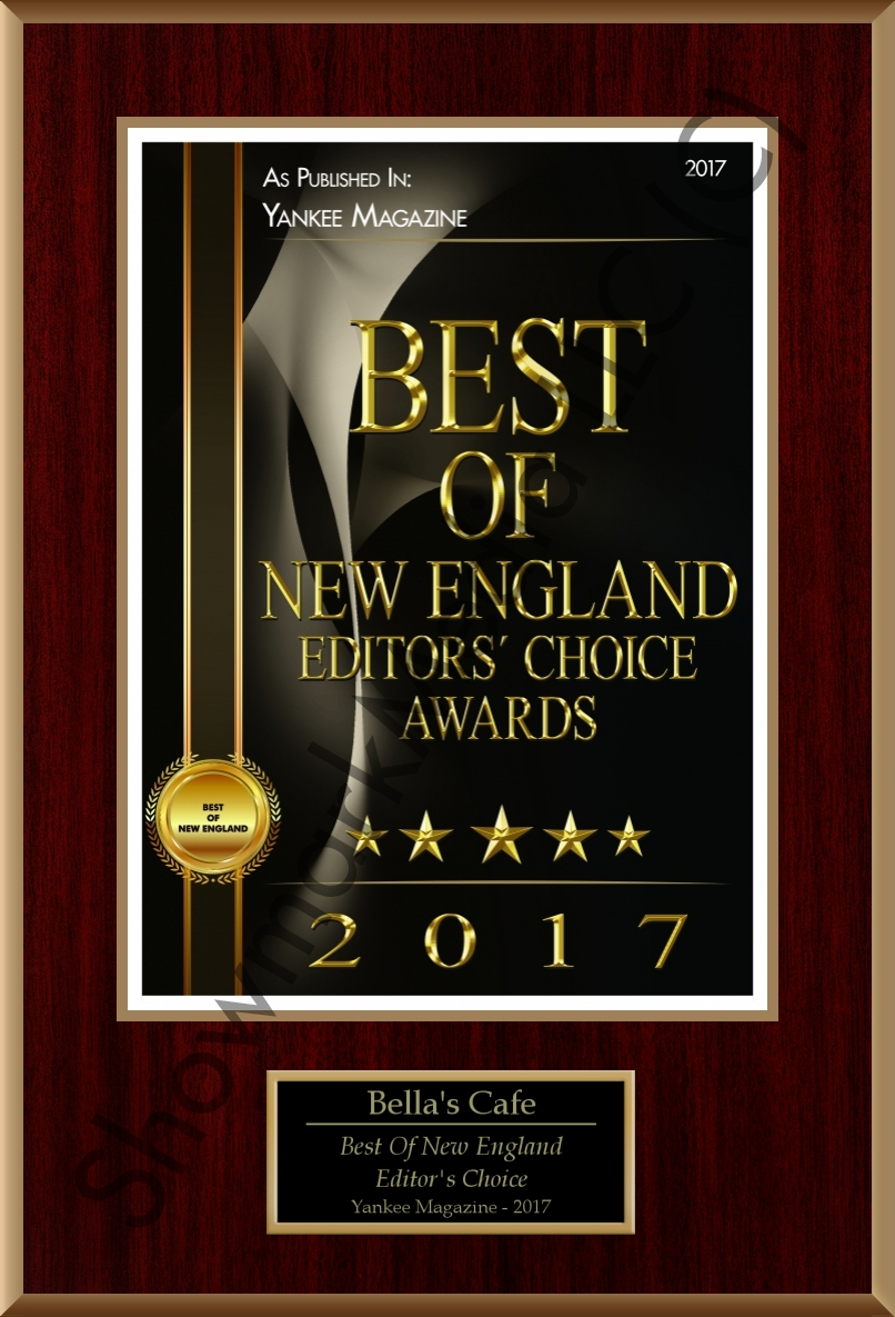 2017 Yankee Magazine Best of New England