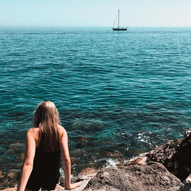 Day trip to Catalina with @emma_levey ☼