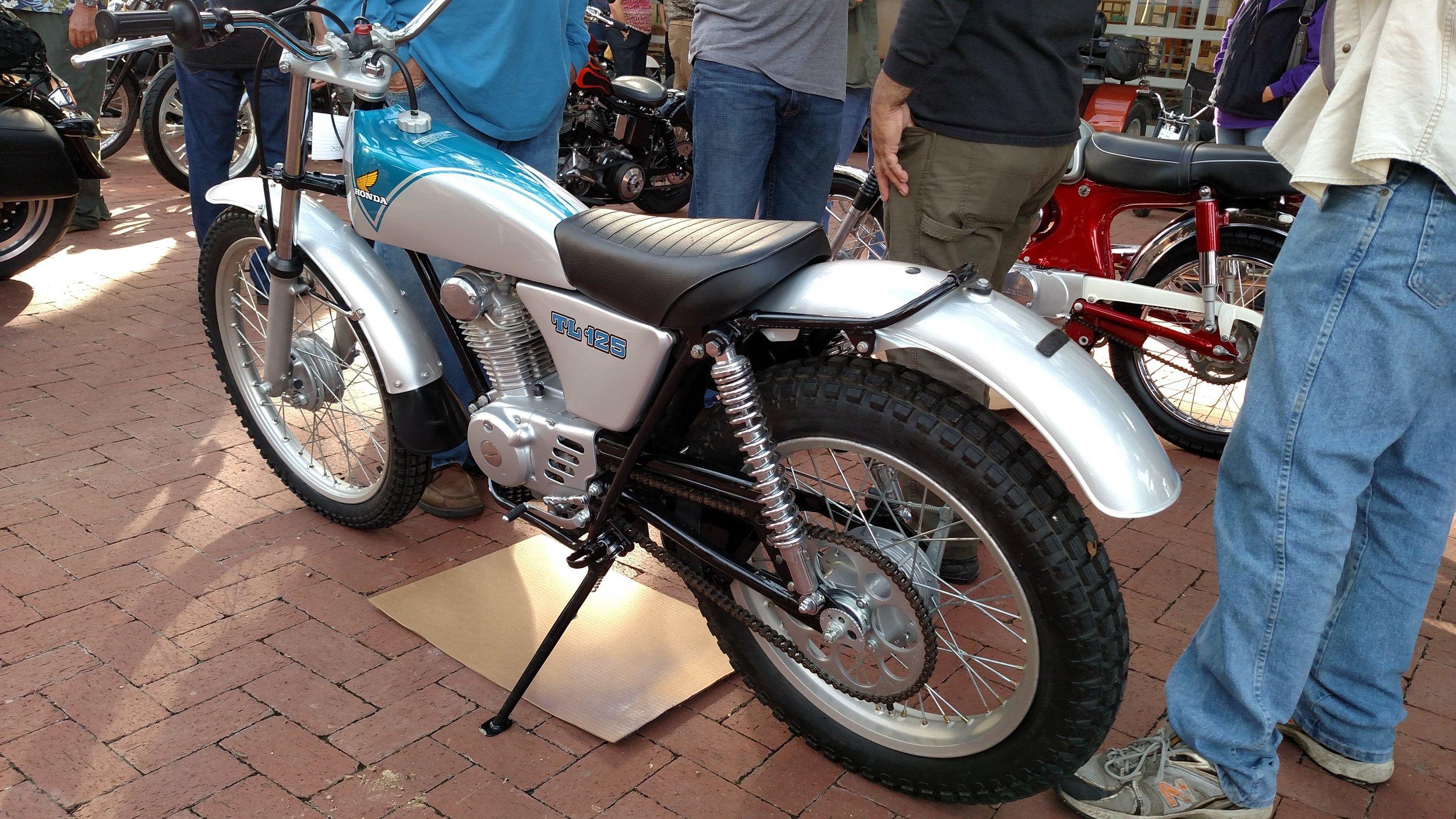 Vintage Japanese - Under 305cc