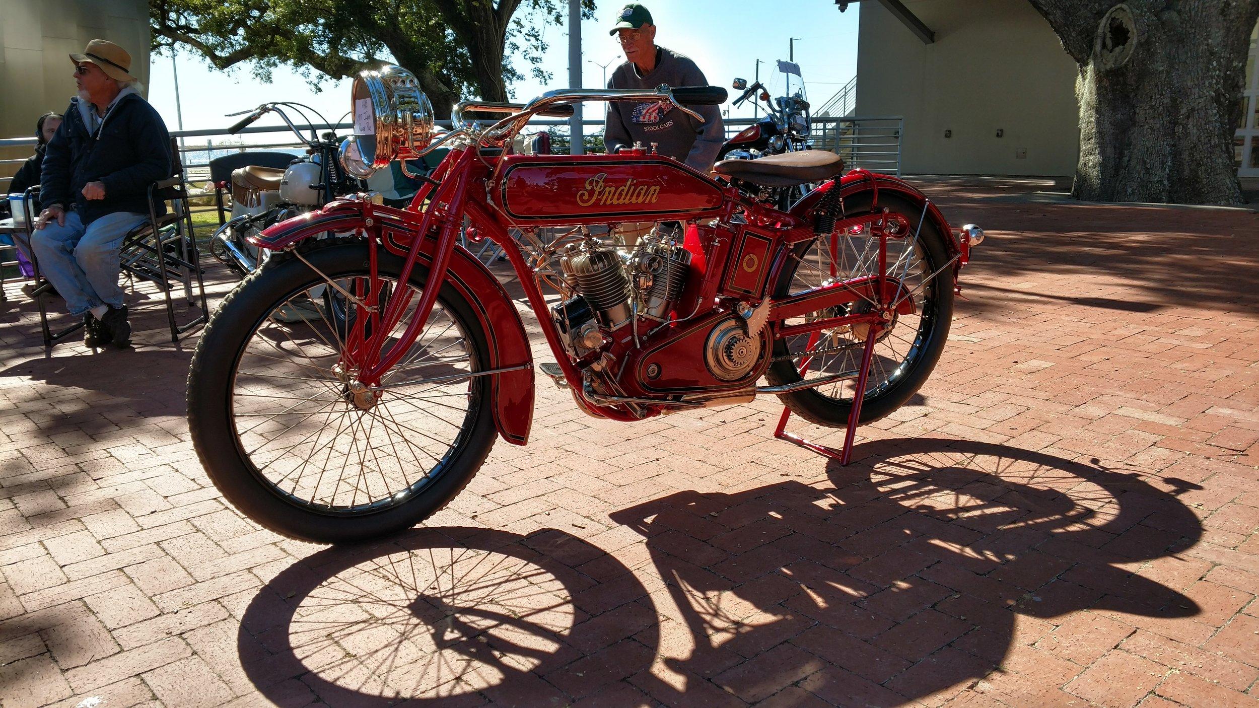 Vintage American - Over 350cc