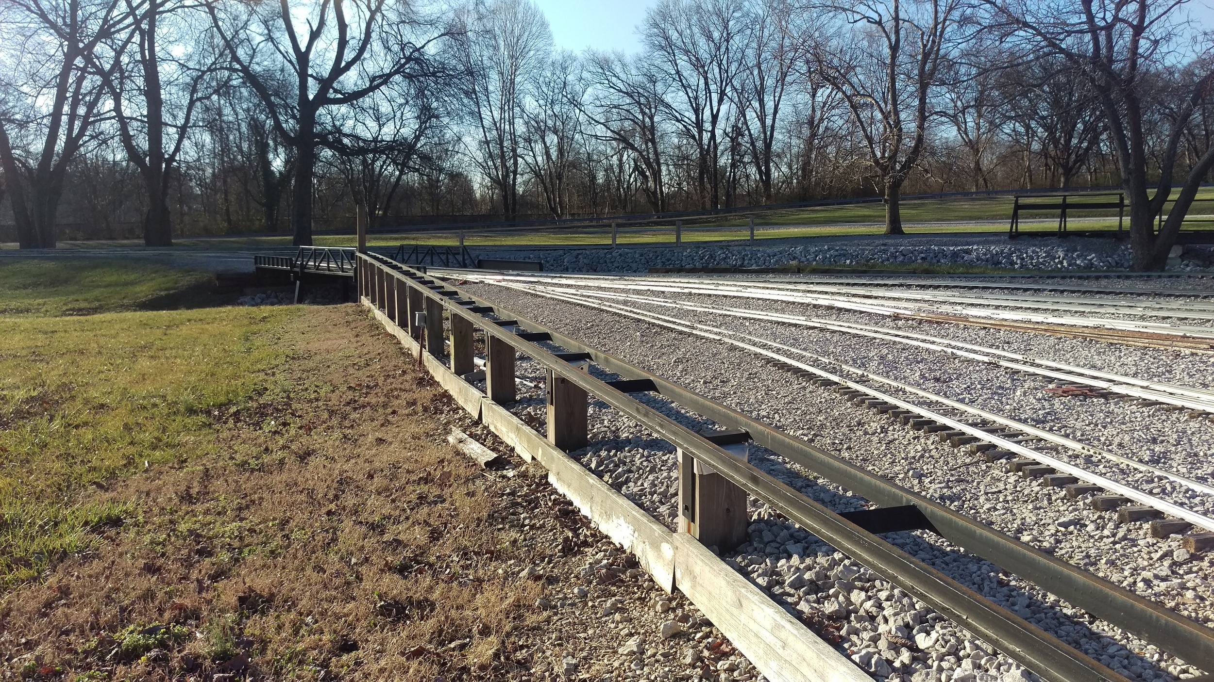 ELEVATED RAMP FOR INSPECTION & REPAIR - 50 FEET