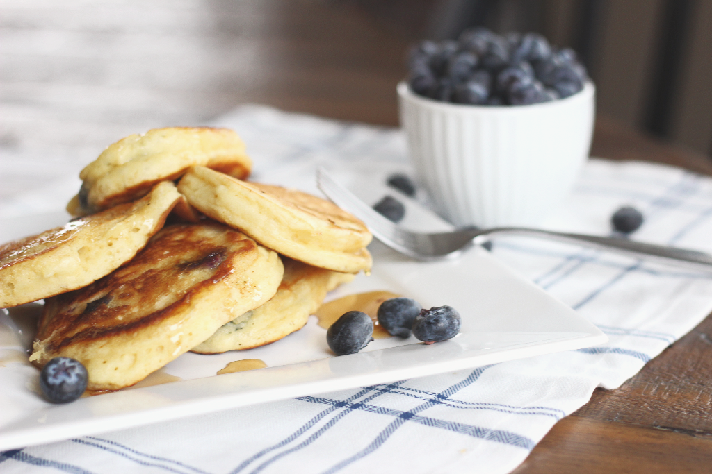 Holy Moses, I LOVE these pancakes!