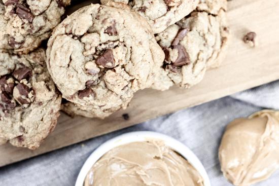 Reeses PB Cup Cookies