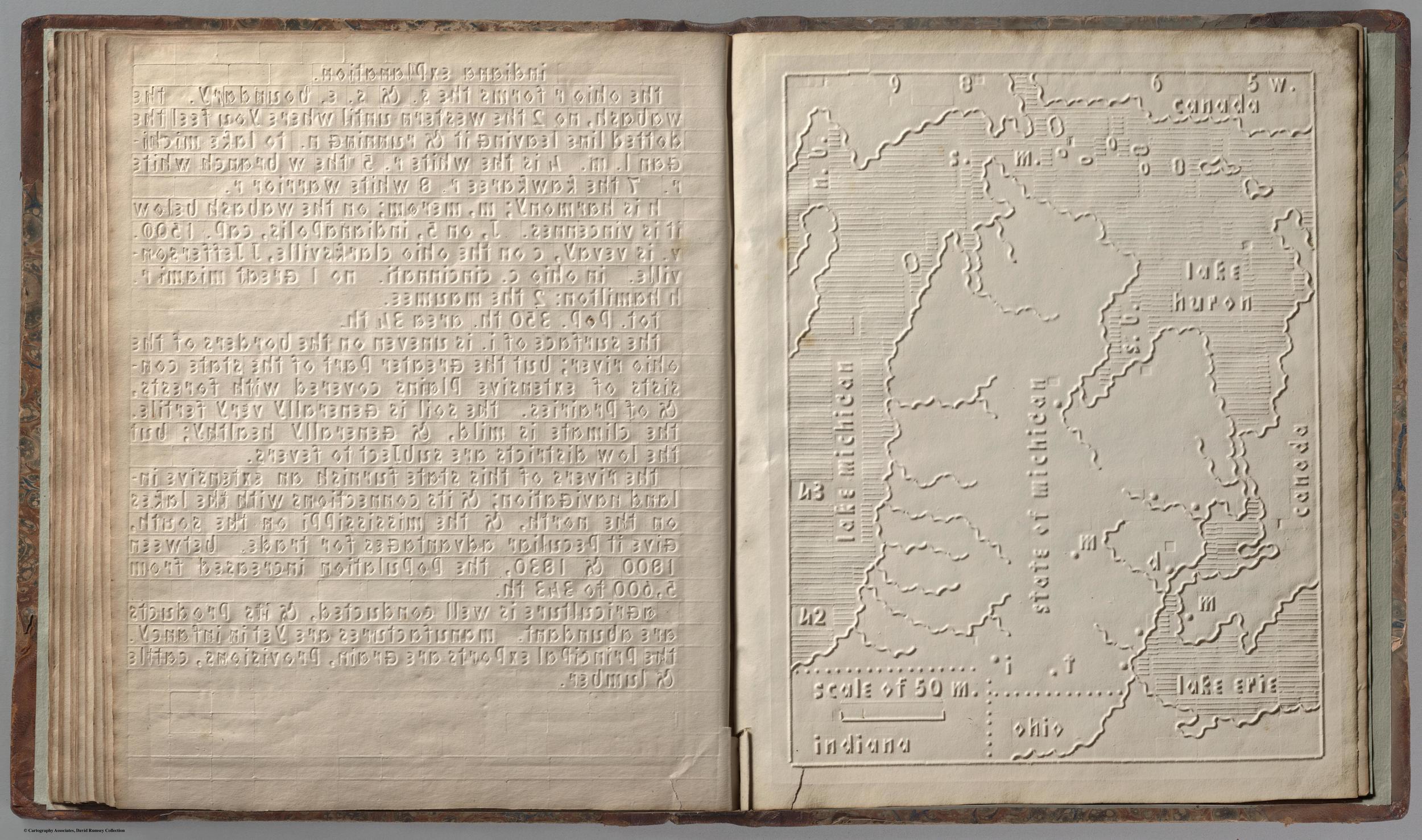 Samuel Gridley Howe - Michigan (1837)