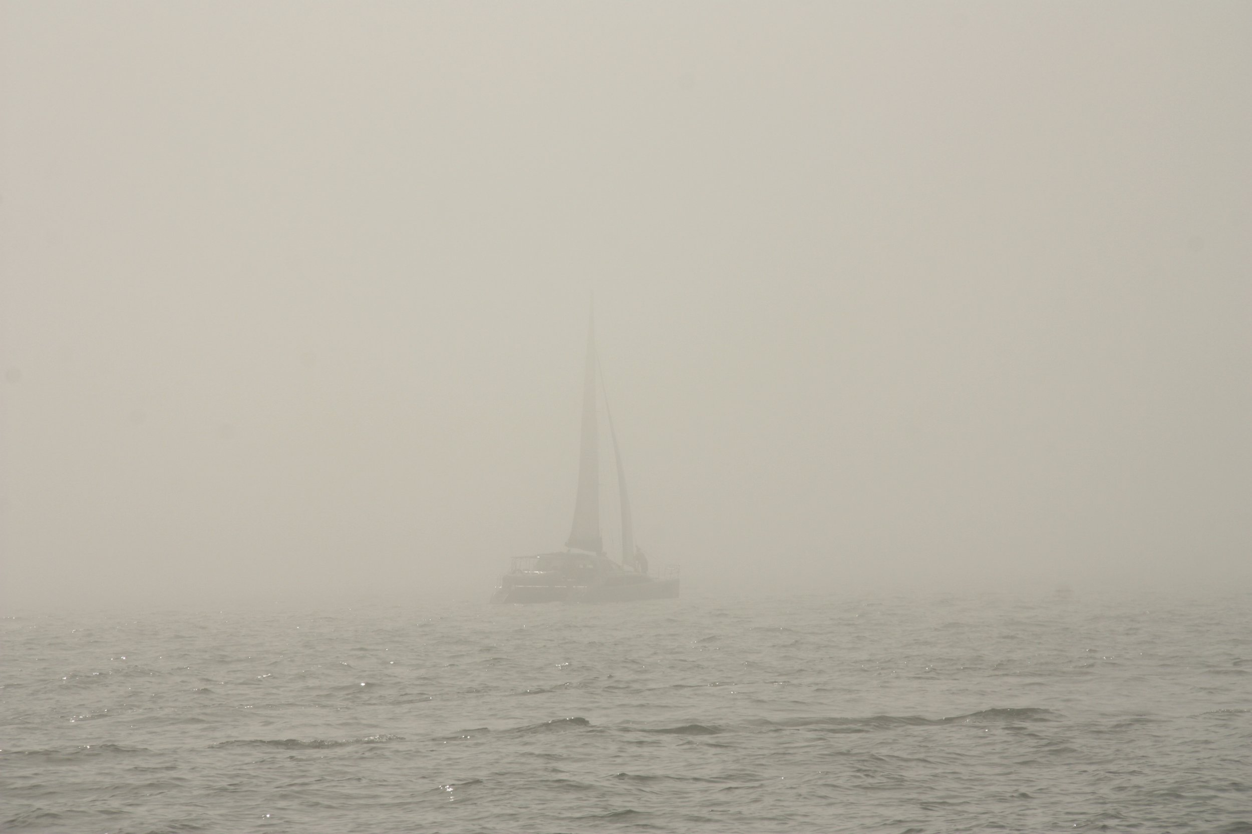 """""""A photo taken out of focus is not the same as a photo taken crisply in a bank of fog."""""""