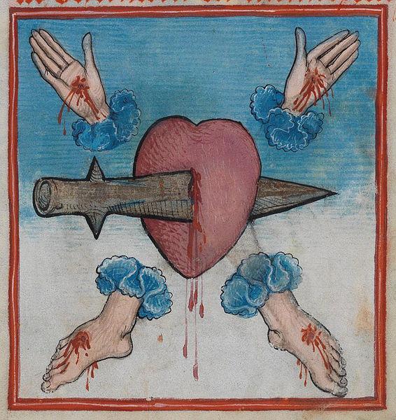 "Wundmale Christi (""Wounds of Christ"")"
