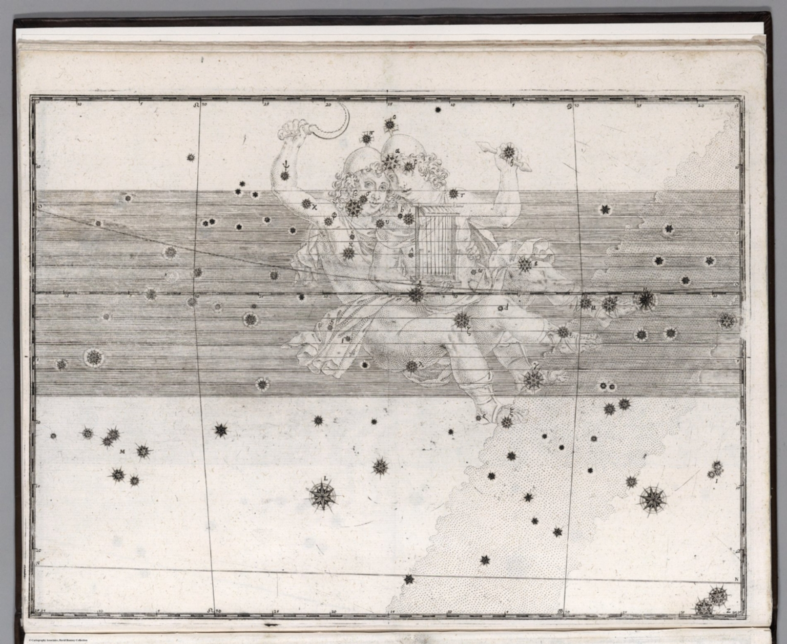 Gemini Star Chart