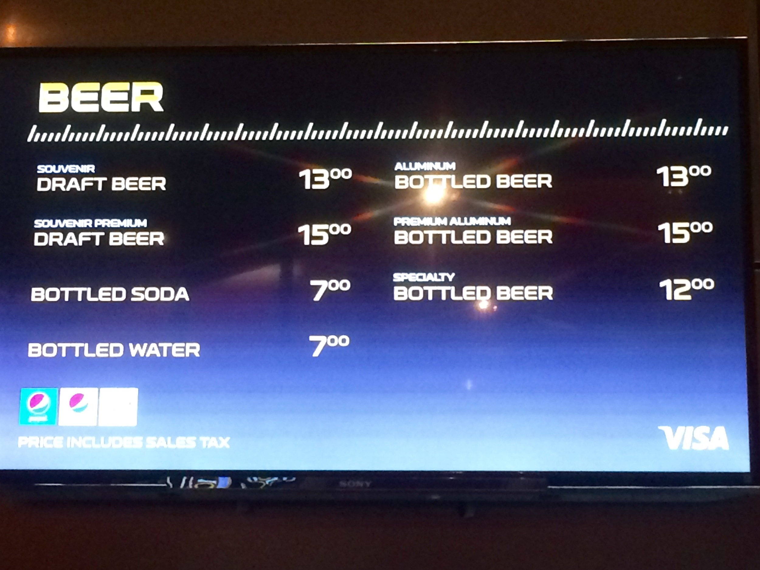 Bottle or draft beer?