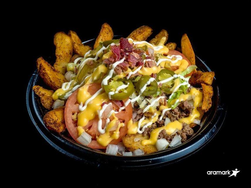 Fudd's Burger Fry Stak - NRG Stadium.JPG