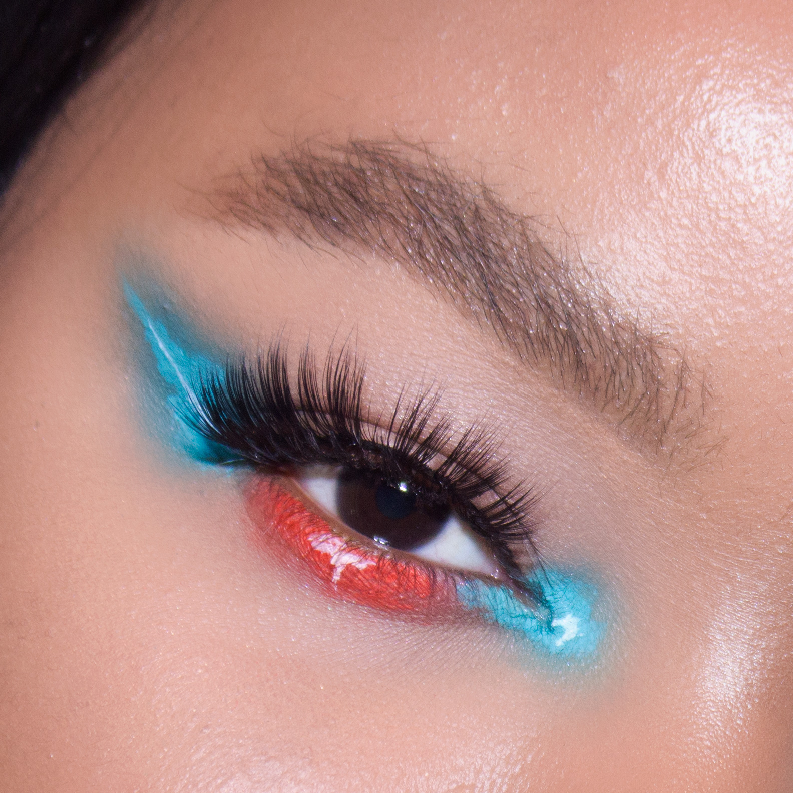 Neon Makeup