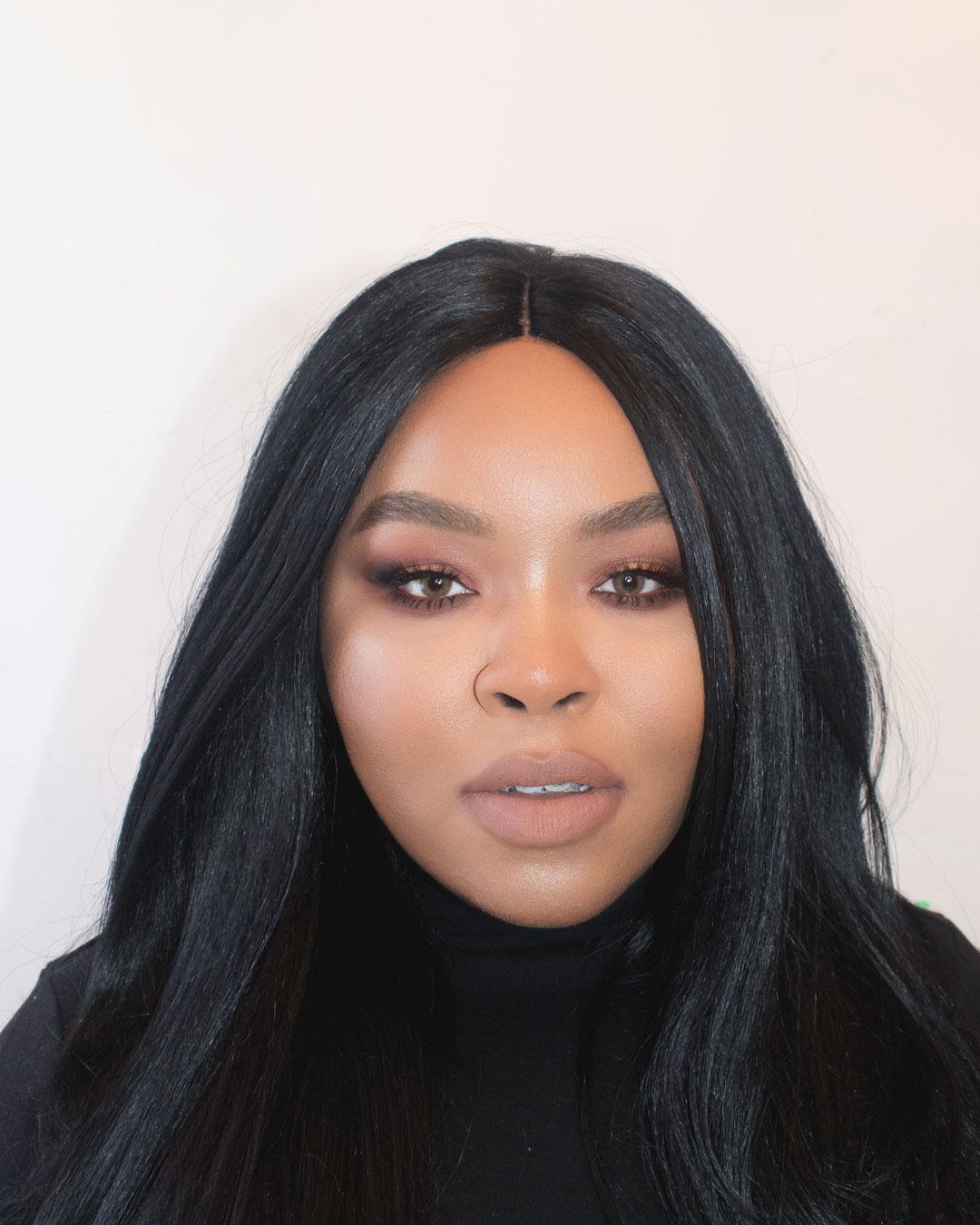 Anastasia Beverly Hills Amrezy, ABH Starfish, Neutral Makeup Dark Skin