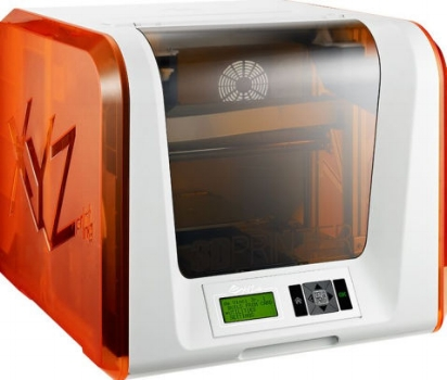 DA VINCI JUNIOR 1.0 3D PRINTER    $489.00 CAD