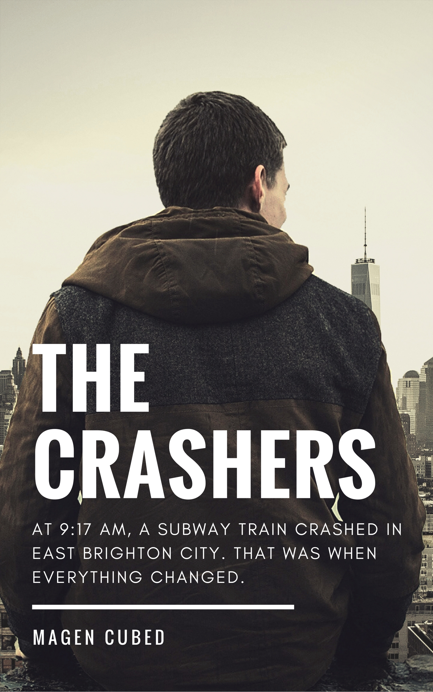 It all started with a crash... - At 9:17 AM, a subway train crashed in East Brighton City. That was when everything changed.Five survivors emerge from the accident: former detective Kyle Jeong; single mother Norah Aroyan; Afghanistan veteran Adam Harlow; the genius Clara Reyes; and the dying Bridger Levi. These five strangers walk away from the crash unscathed, only to realize the event has left each of them with strange new powers. As their city falls into chaos around them, they find themselves drawn into a story far more dangerous than they ever knew, and it will change their lives forever.Death, undeath, superpowers, and apocalyptic visions. Welcome to East Brighton City. Hope you survive.AVAILABLE ON AMAZONAVAILABLE ON ITCH.IO