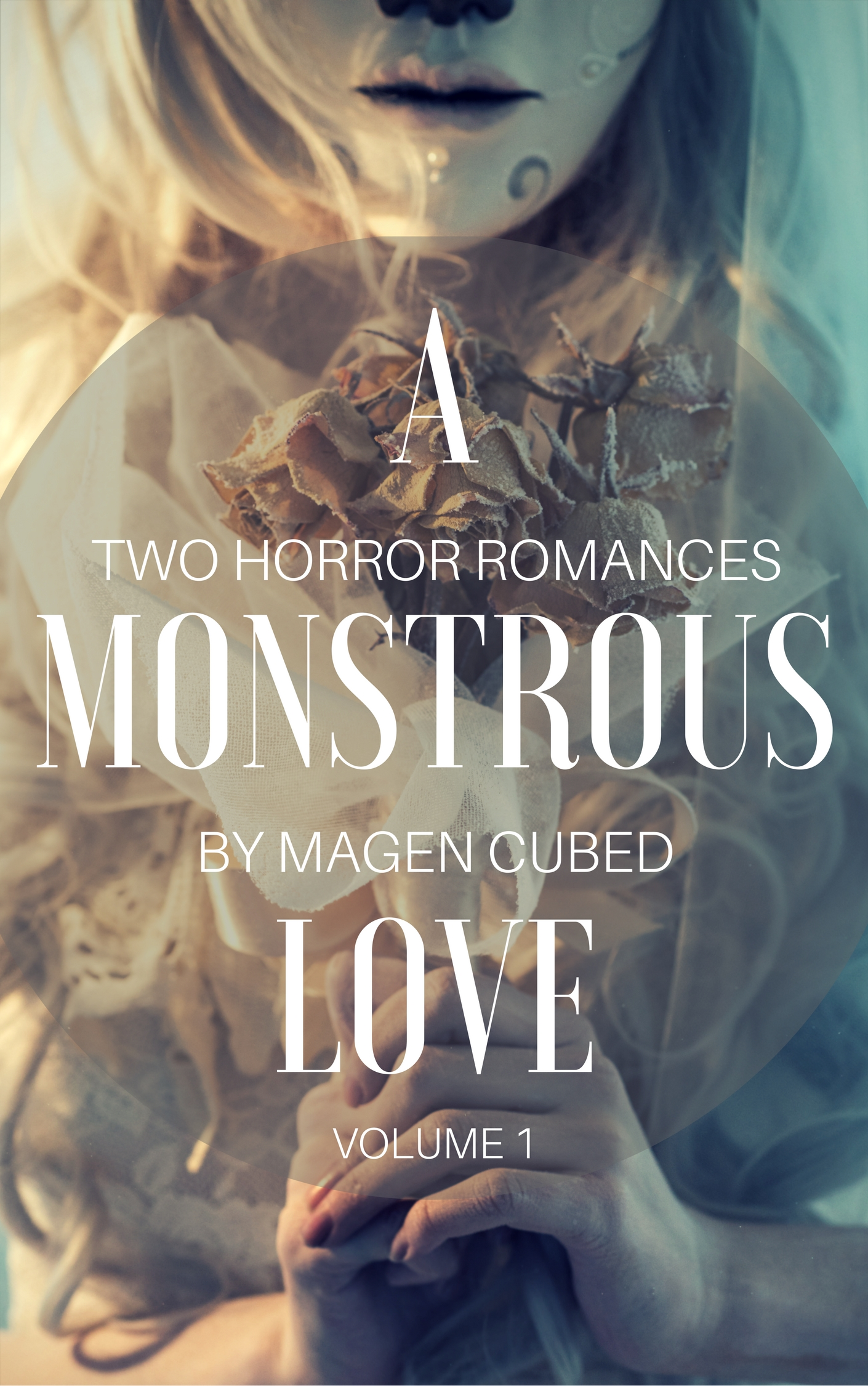 Just in time for Halloween... - Sink your teeth into A MONSTROUS LOVE: Two Horror Romances from Magen Cubed (FLESHTRAP, THE CRASHERS). This mini-collection features two short stories about monstrous women in love, just in time for Halloween. THE HAUNTING OF DIVINIA is an unconventional ghost story, and TASTE tells the story of a young couple with an unusual hobby. If you enjoy your romance on the eerie side, A MONSTROUS LOVE is the perfect short read.AVAILABLE ON AMAZONAVAILABLE ON ITCH.IO