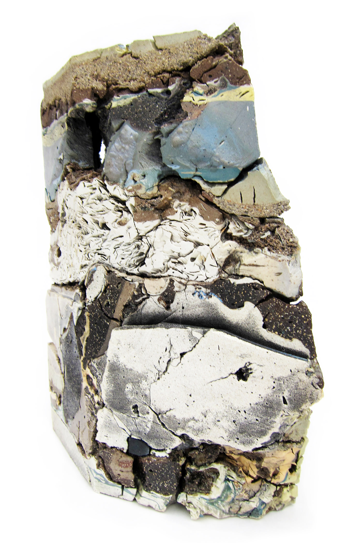 <em>Landfill No.16: Southeastern Cross Section</em>