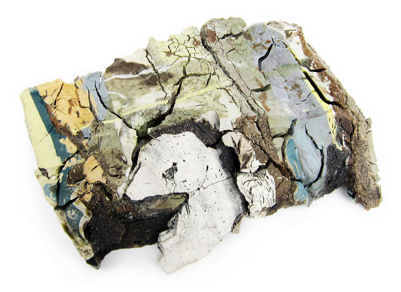 <em>Landfill No.16: Southwestern Cross Section</em>
