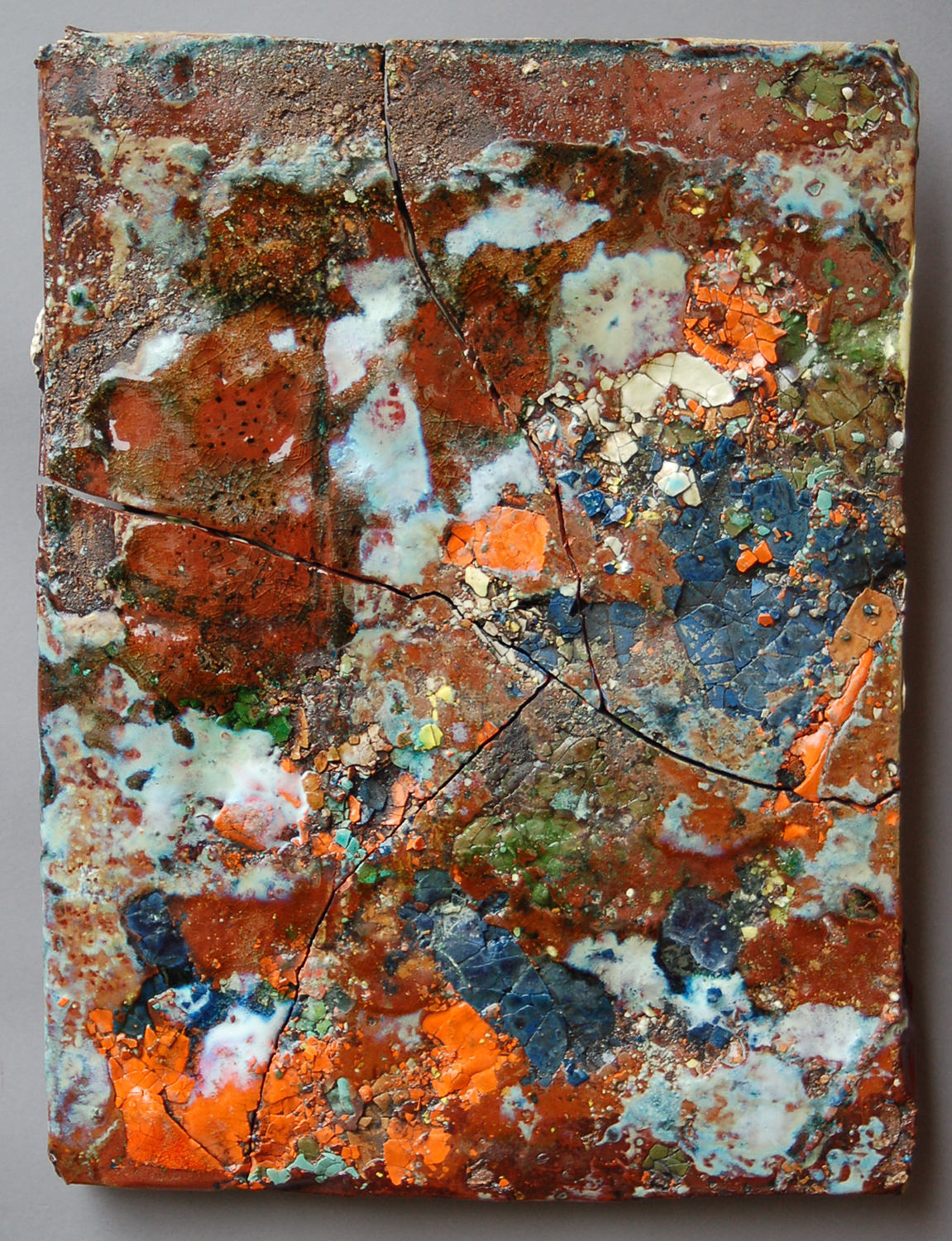 <em>Map Slab No.17</em>