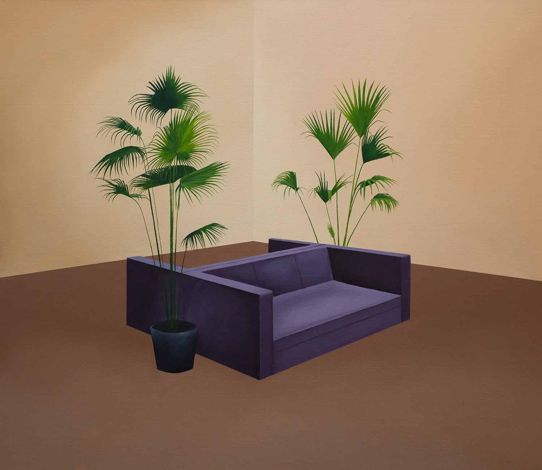 Palm Down