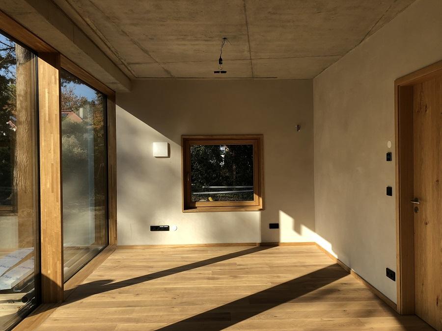 Wohnhaus L - Wohnbereich (c) Kersten Kopp Architekten GmbH